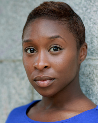 Cynthia Erivo, actress, represented by Claire Hoath Management